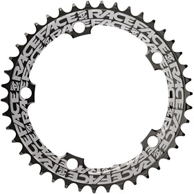 Race Face Narrow Wide Kettenblatt 5-Bolt 10/11/12-fach 130mm schwarz